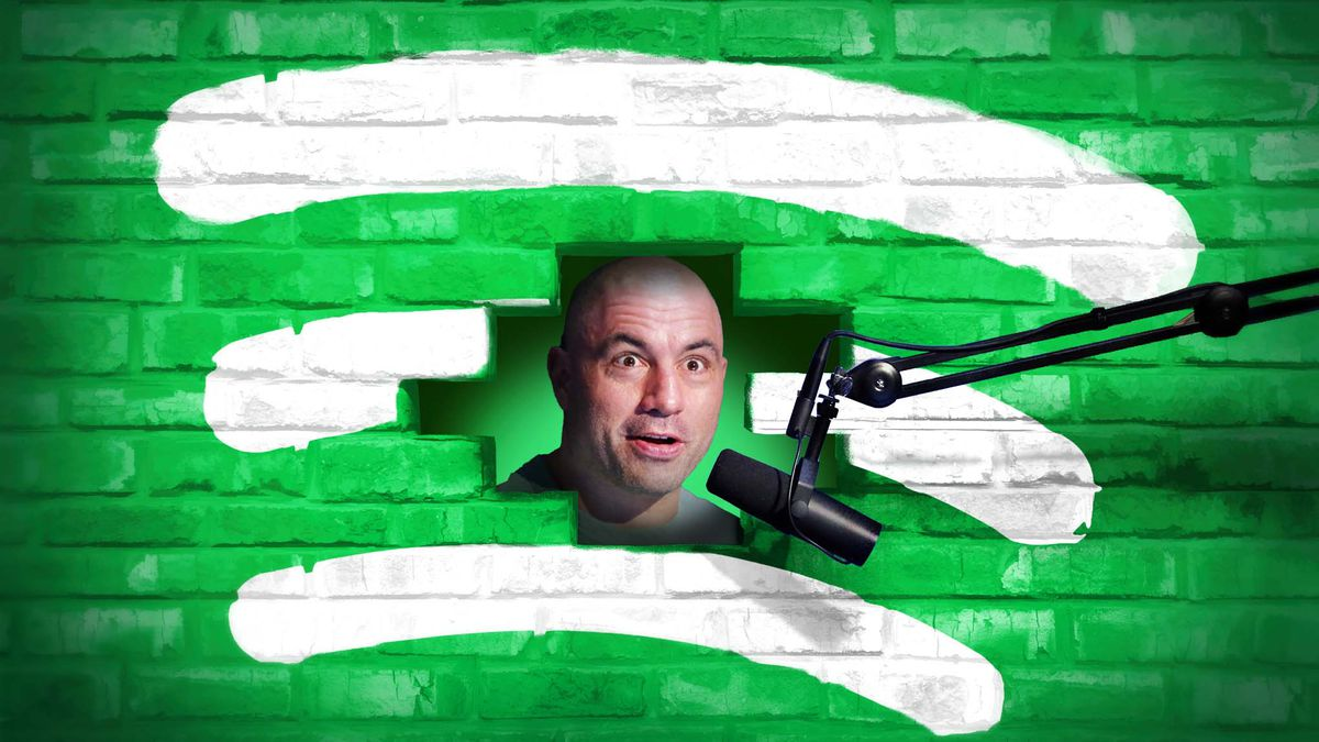 Joe Rogan, confined to Spotify, is losing influence - The Verge