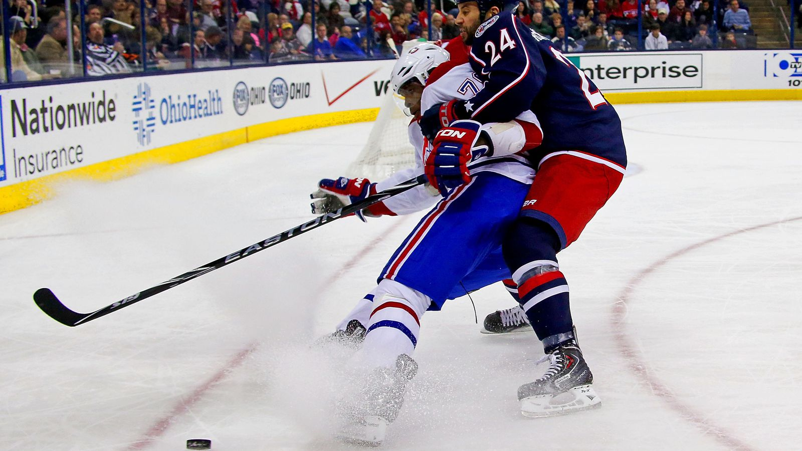Canadiens Vs Blue Jackets Preview - Eyes On The Prize