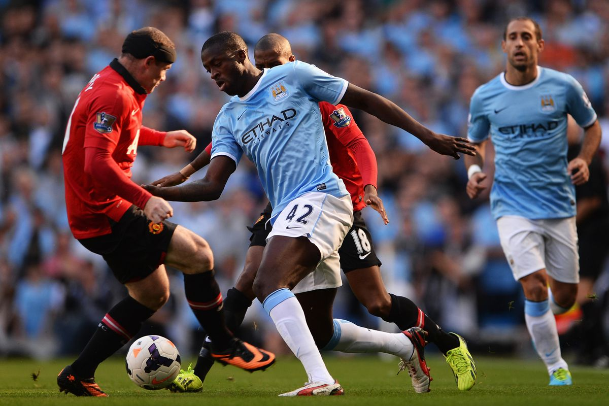 The Best Player on the Pitch was Wearing Blue