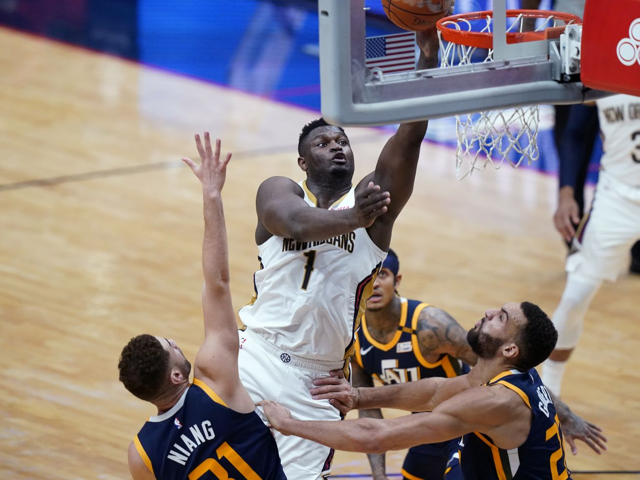 Instant analysis: Jazz come up short against Zion Williamson and the Pelicans