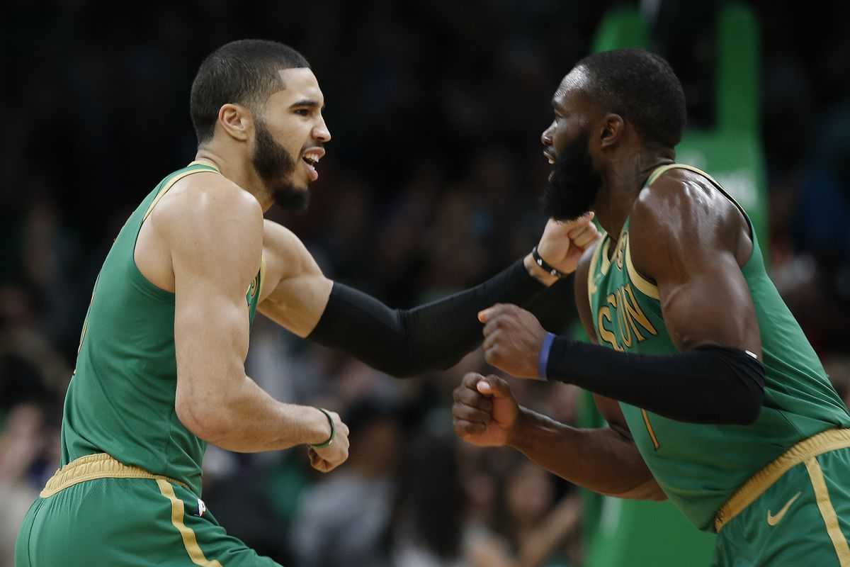 Trouble-0-7 shows up as Jaylen Brown and Jayson Tatum dominate: 10 Takeaways from Boston Celtics/Denver Nugge…