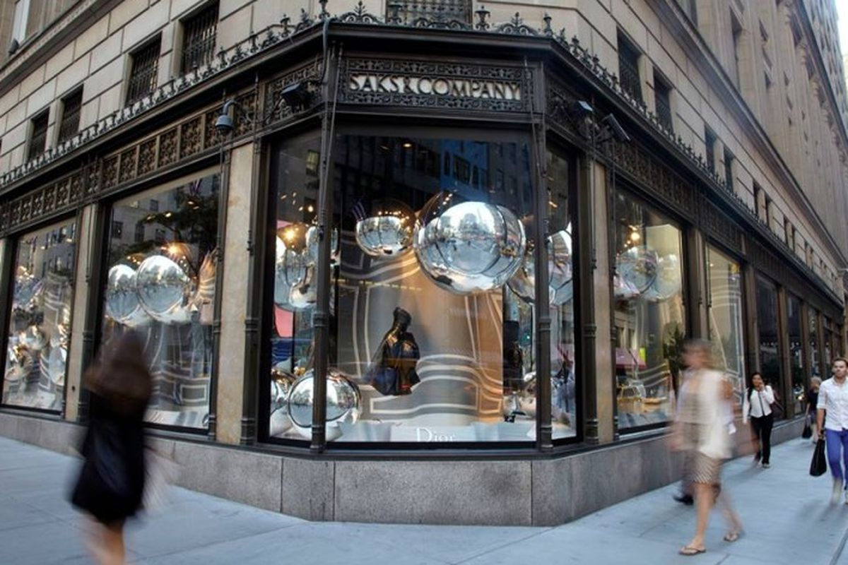 b80fbfc04949f Saks Fifth Avenue to Open In-Store Restaurant Sophie's - Eater