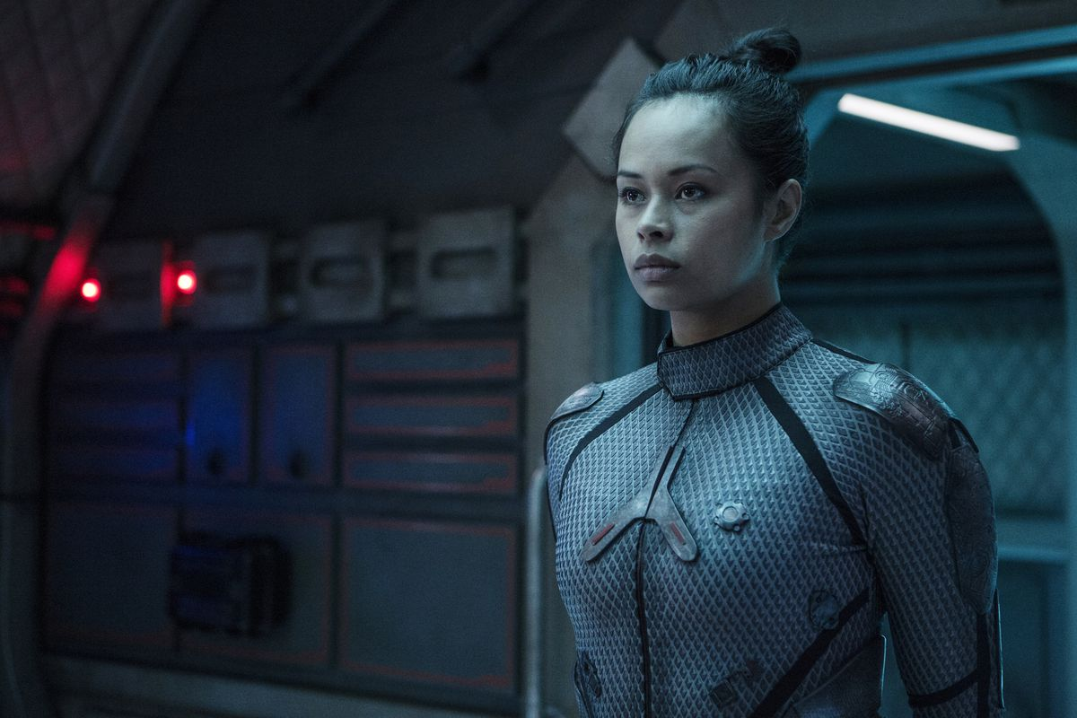 The Expanse's Frankie Adams on her new role in the Syfy epic - Polygon