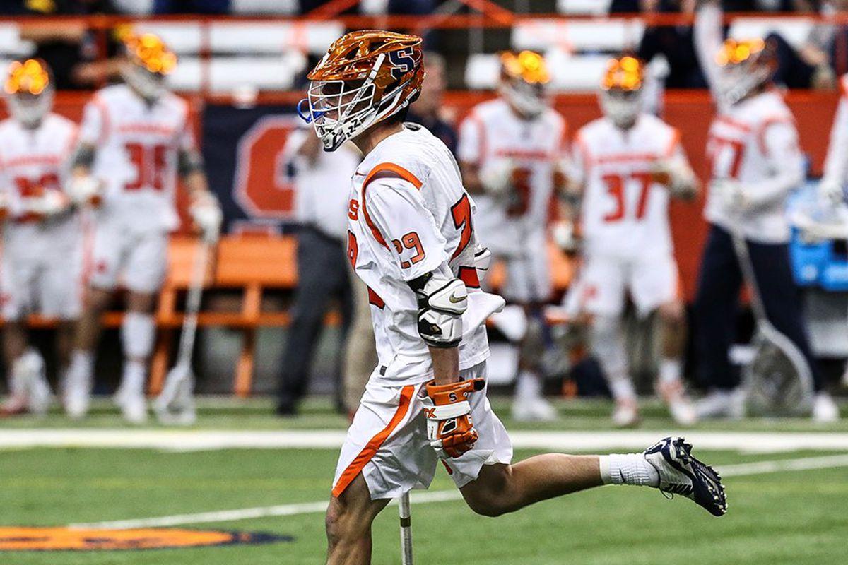 college crosse 2018 men's lacrosse year in review: #11 syracuse