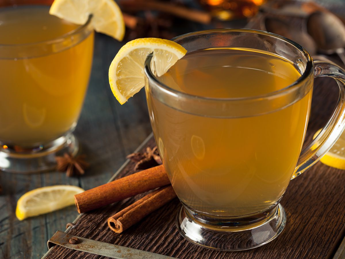 Living Room DC hot toddy
