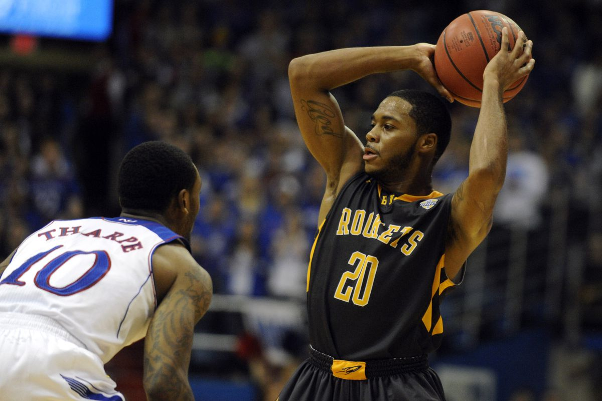 Toledo falls at the hands of the surging Bobcats.