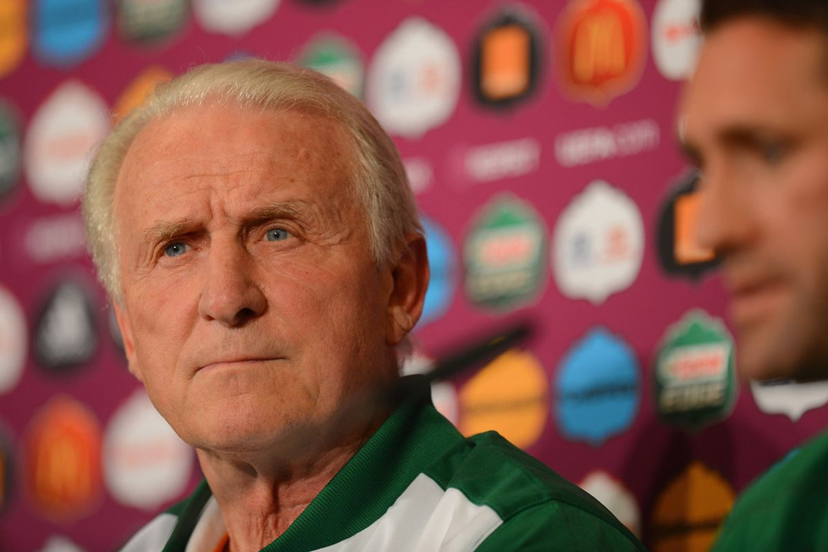 Gi O'Vanni Trapattoni.  see what I did there?