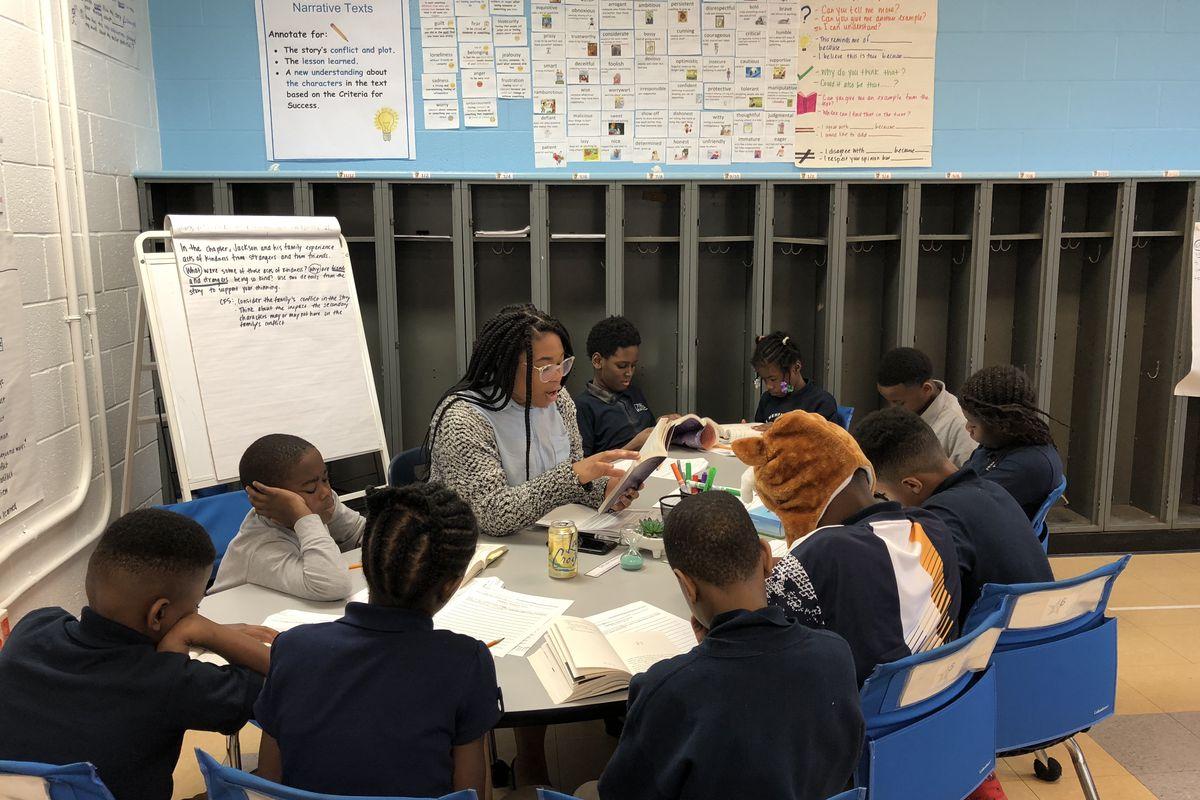 Believe Memphis Academy opened as a charter school in 2018.