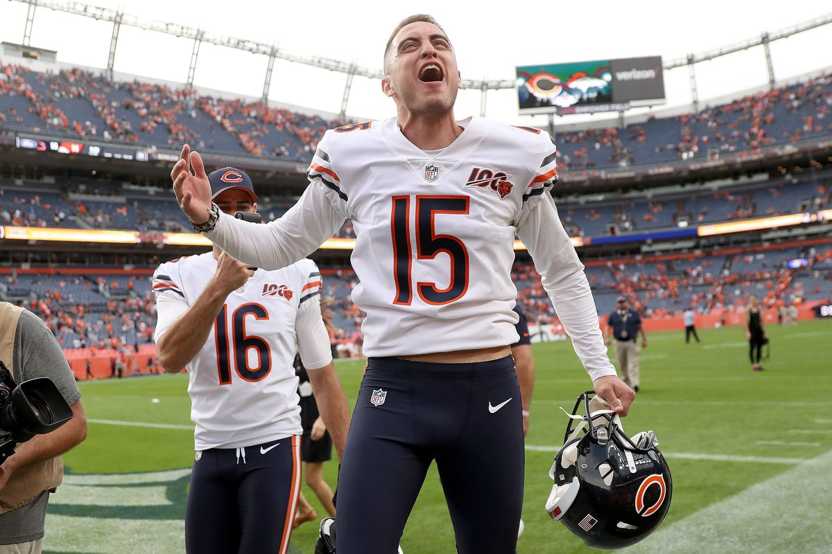Eddy Pineiro makes Bears a walk-off winner after 'practicing my whole life for this'