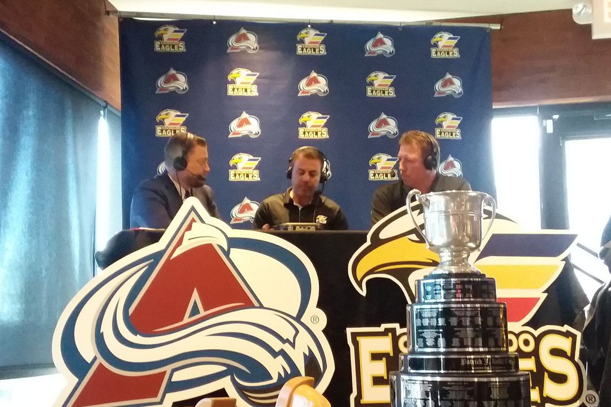 Morning Flurries: Media day for the Colorado Eagles and Cody Bass on ...