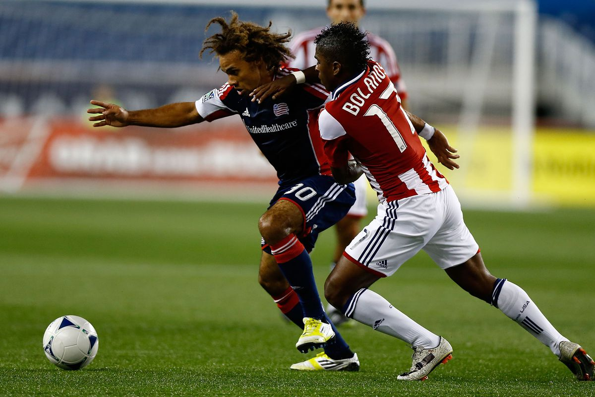 The Revs are leading the pack on the Academy front, but Chivas USA are moving up.