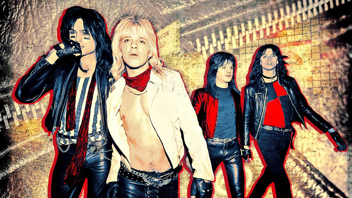 The Netflix Mötley Crüe Biopic That Wasn't Made for These Times