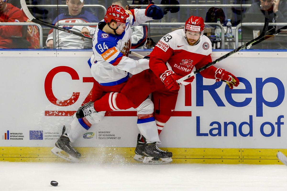 Russia v Denmark - 2015 IIHF Ice Hockey World Championship