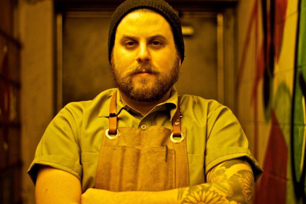 Globe chef, J-P Miron