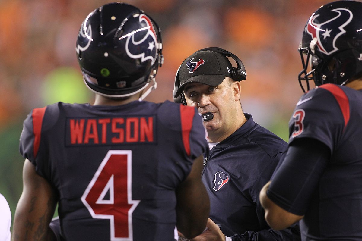 the latest 2d625 da35b Texans wondering if Bill O'Brien is the right coach for the ...