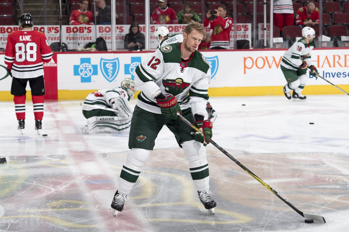 low priced 38df4 91551 The Wild have a good trade chip in Eric Staal and making a ...