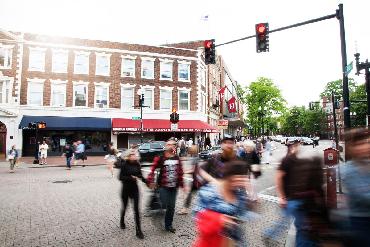 Harvard Square Buildings Sell For 108 Million