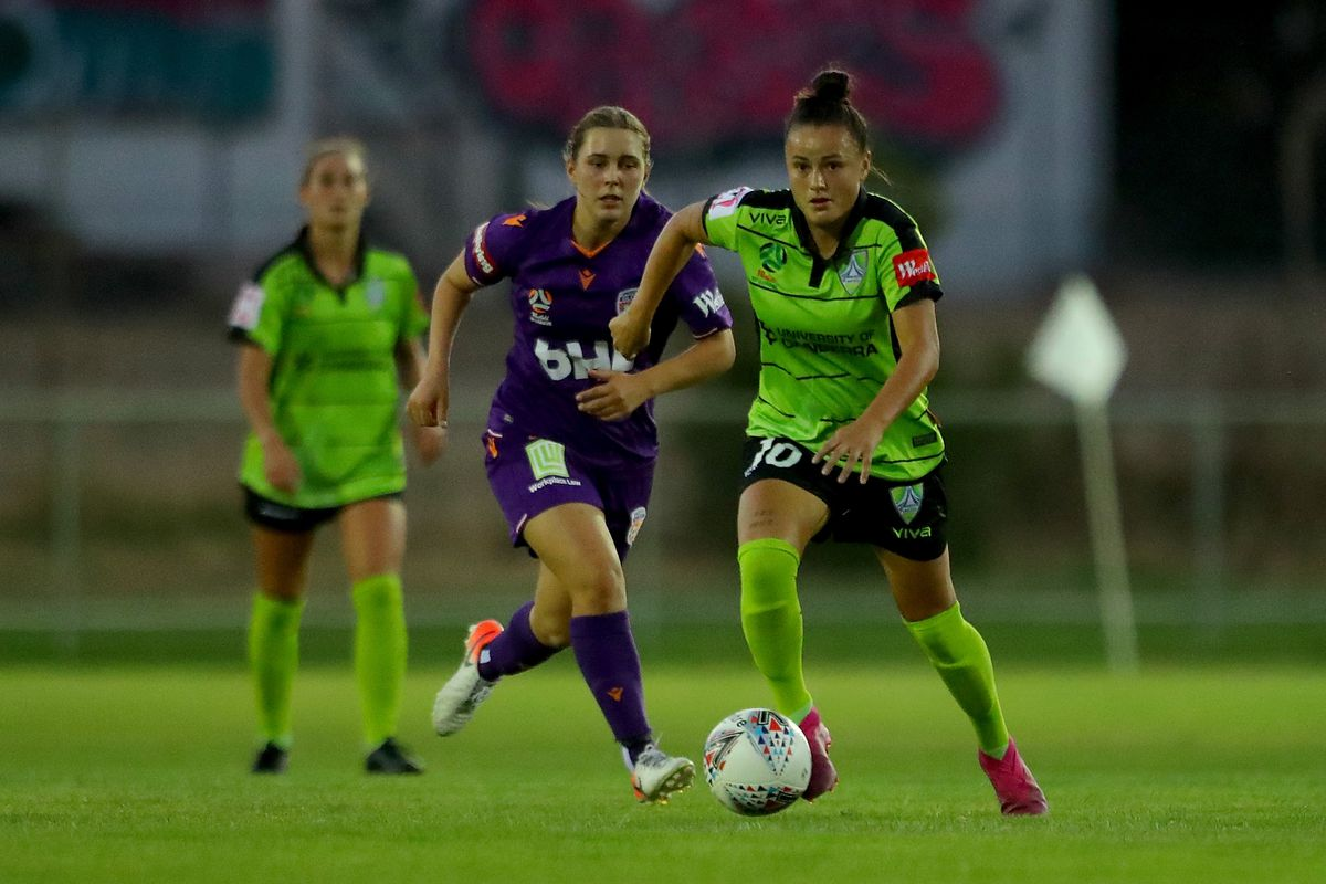 W-League Rd 5 - Perth v Canberra