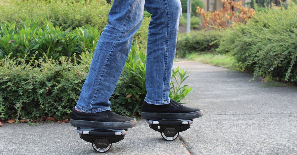 The inventor of the hoverboard is making e-skates to rival Segway