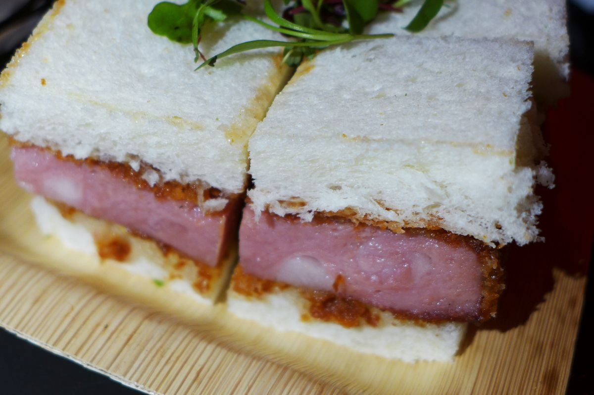 West Village Bar Katana Kitten Serves a Glorious Mortadella