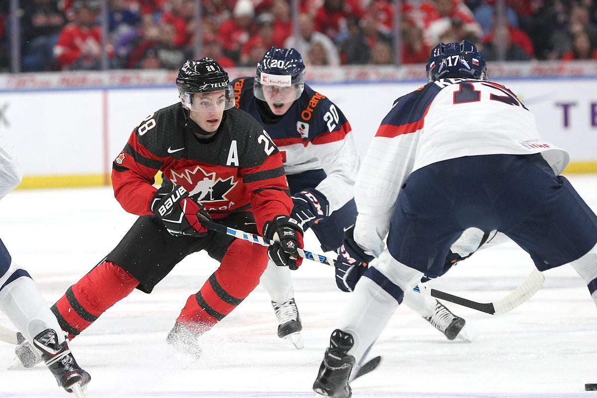 Slovakia v Canada - 2018 IIHF World Junior Championship