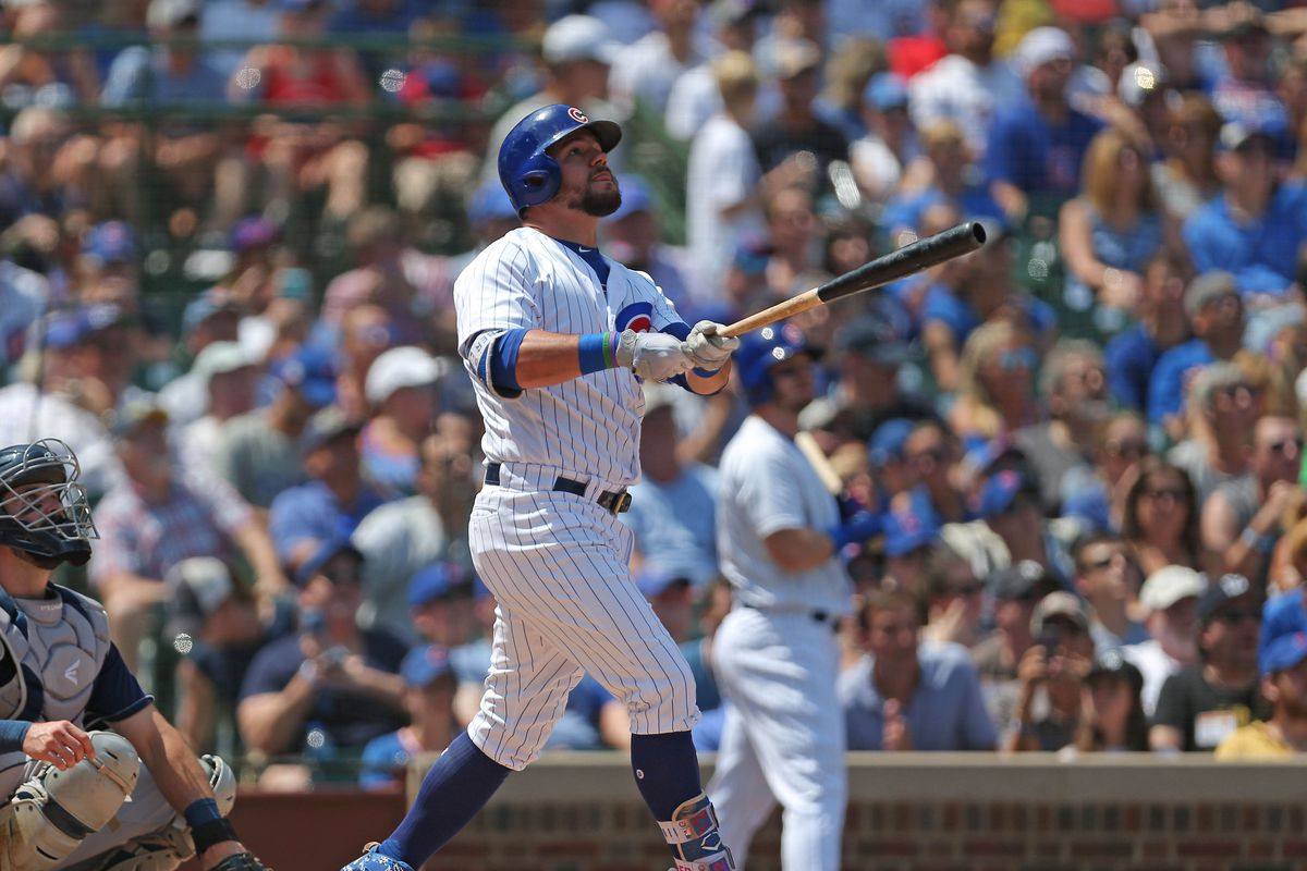 MLB: San Diego Padres at Chicago Cubs