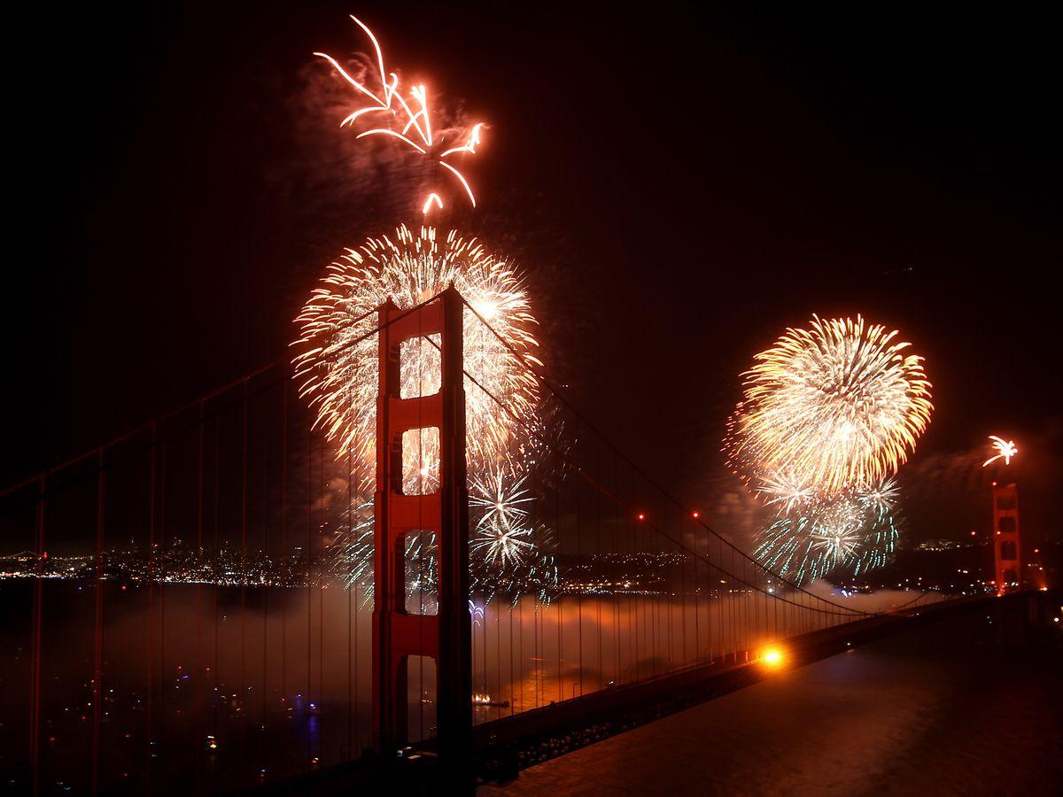 fireworks bay area california