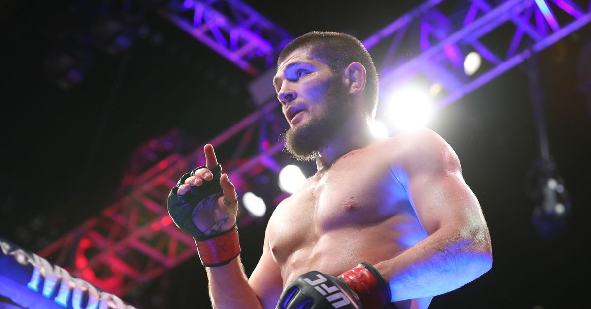 Khabib Sends McGregor Message: ?There Will No Longer Be Locked Buses?