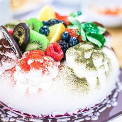 """Birthday cake from Tous Les Jours at H-Mart by <a href=""""http://www.flickr.com/photos/lala010/8296504747/in/pool-1844845@N22/"""">lala010</a>"""