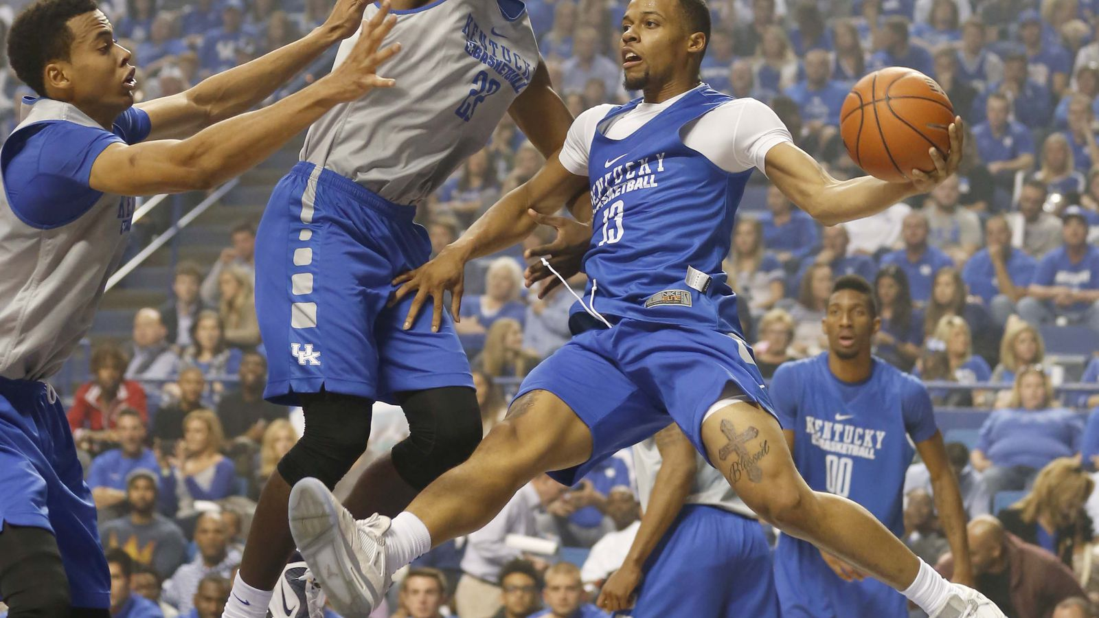Uk Basketball: Kentucky Basketball Blue-White Game Open Thread
