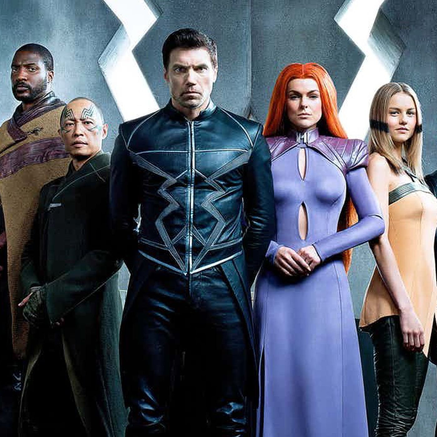 Marvel's Inhumans: why the new ABC superhero show seems destined ...