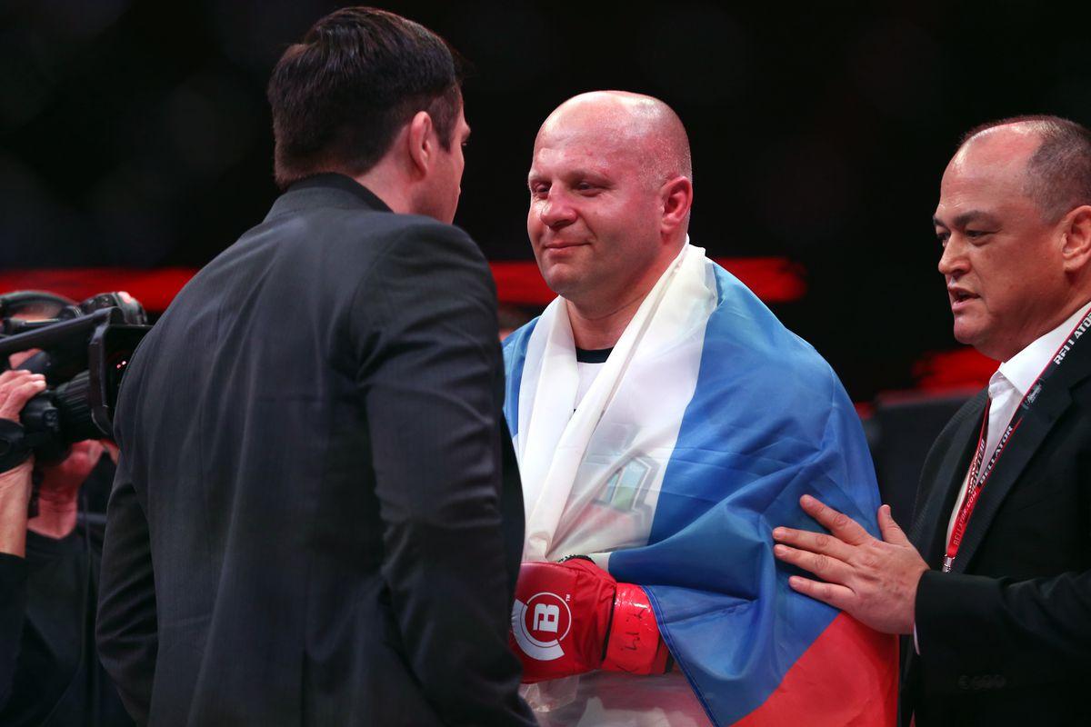 MMA: Bellator 198-Emelianeko vs Mir