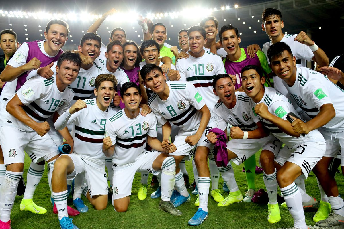Mexico Defeat South Korea And Qualify To The U 17 World Cup