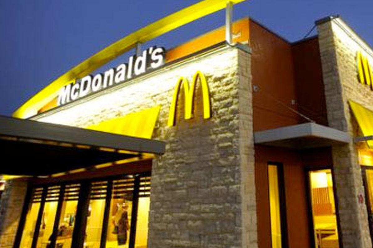 A revamped McDonald's
