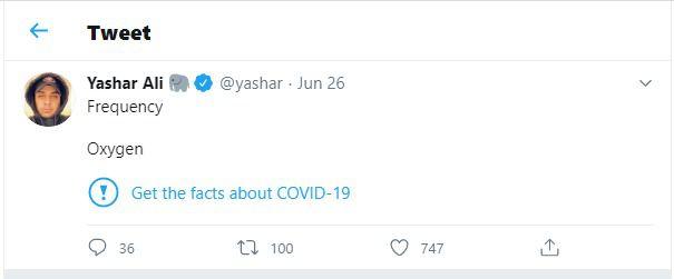 Twitter promete ajustar su etiquetado de coronavirus 5G después de que se marcaron tweets no relacionados 1