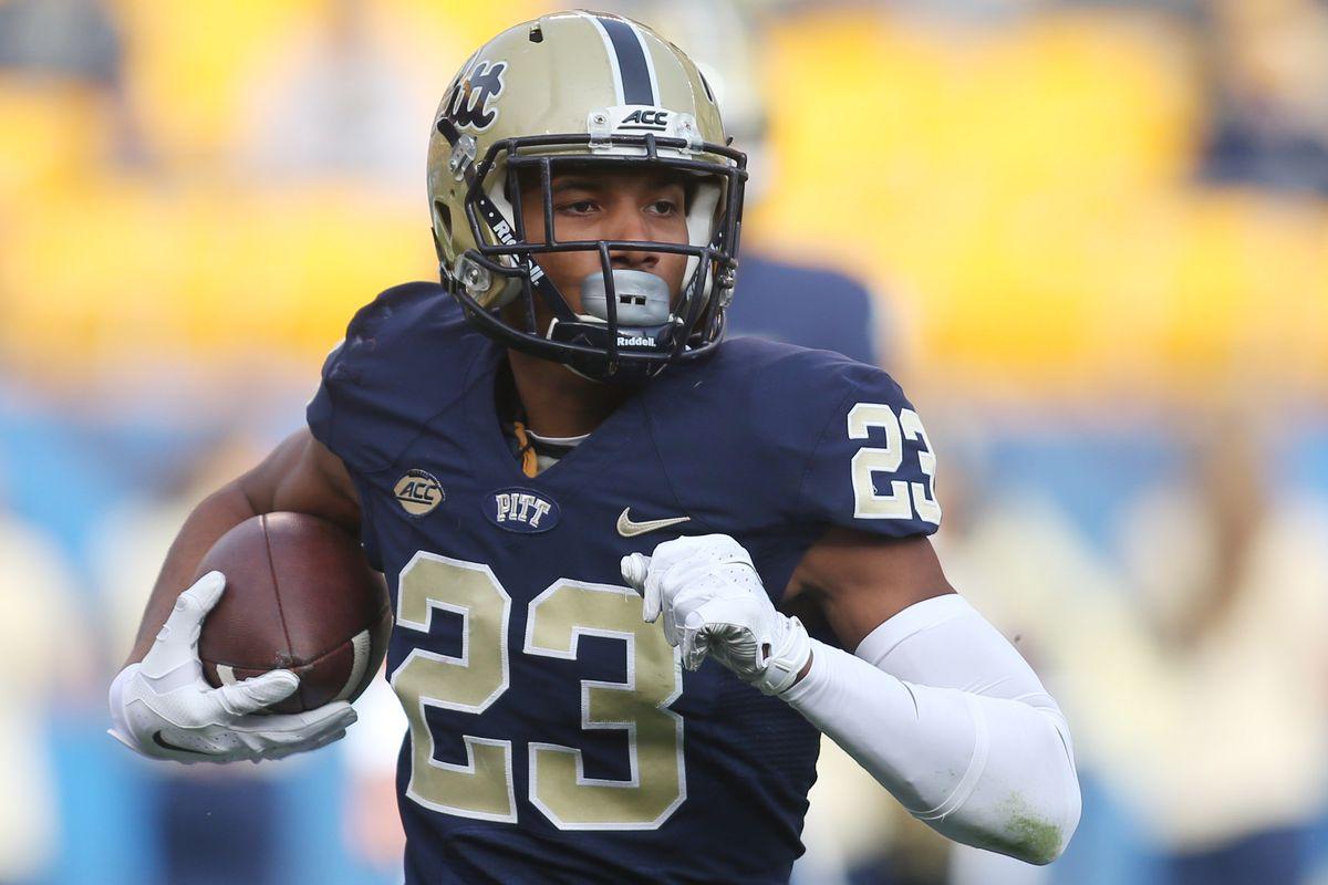 e1411a47117 2016 NFL Draft Profile: Tyler Boyd, WR, Pitt - Cincy Jungle