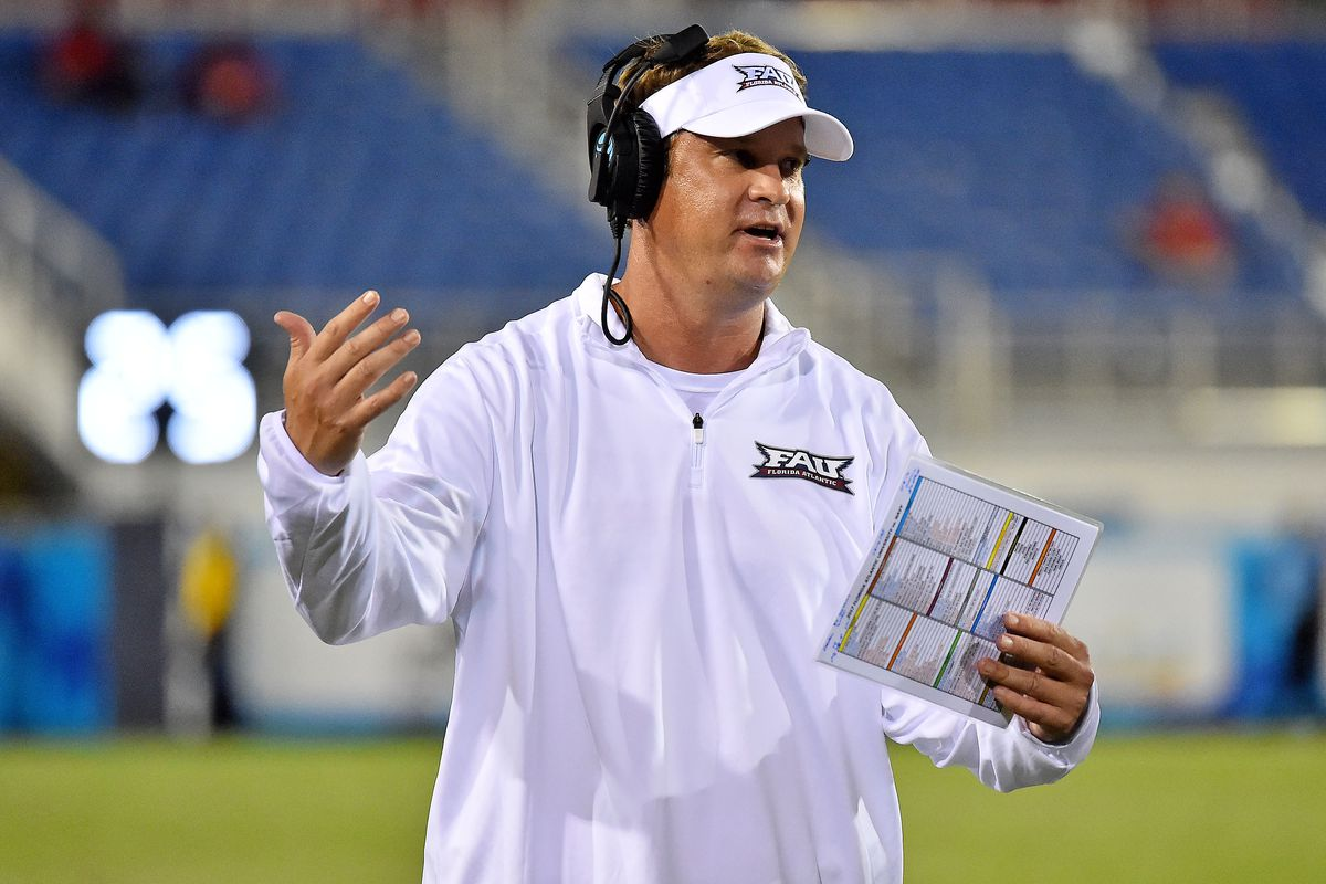 Lane Kiffin reportedly finalizing 10-year deal with FAU