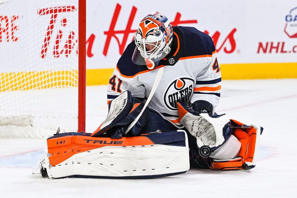 NHL: APR 05 Oilers at Canadiens