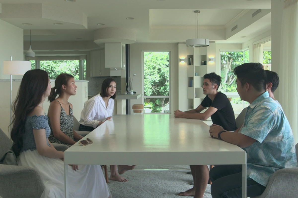 Netflix added more episodes of reality tv series terrace - House of tv show ...