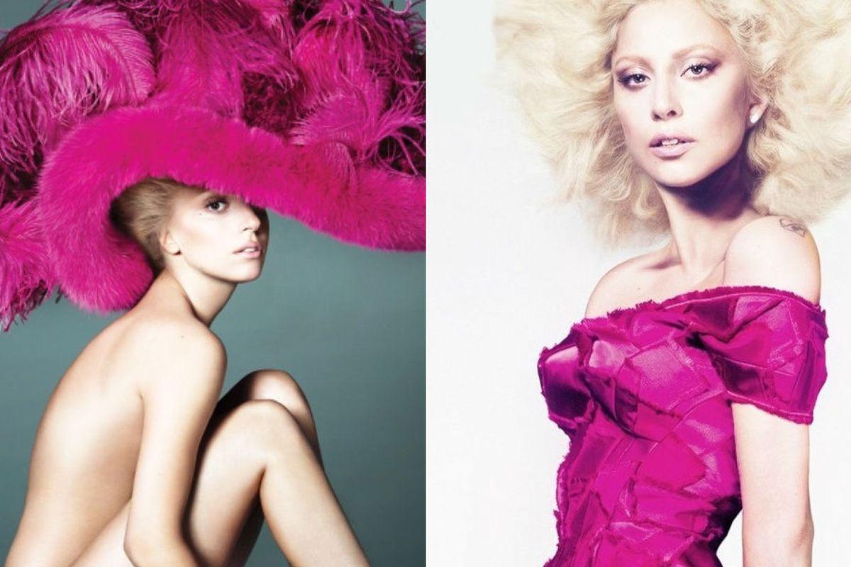 "Argh! Lady Gaga, the pink pirate, via <a href=""http://littlemonsters.com/"">LittleMonsters</a>"