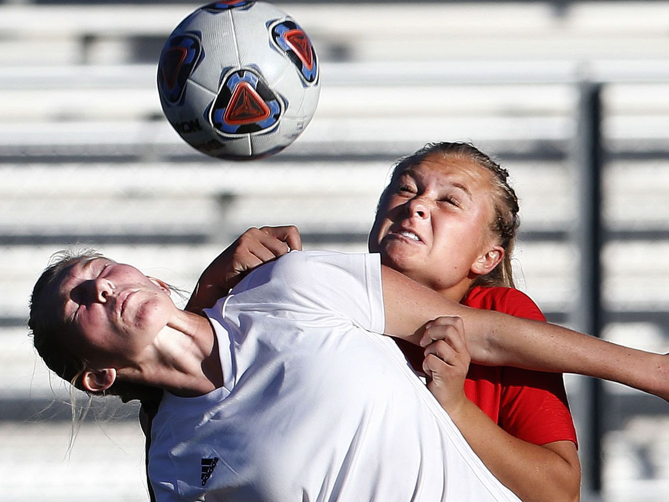 High school soccer: Third time is the charm for Morgan girls' soccer as it defeats Judge Memorial to face Manti in 3A final