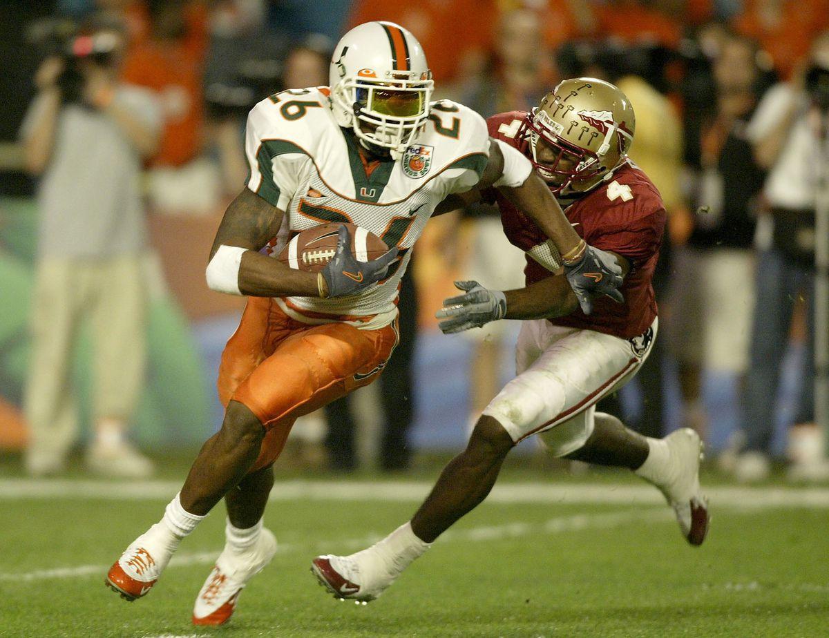 Orange Bowl: Miami v Florida State