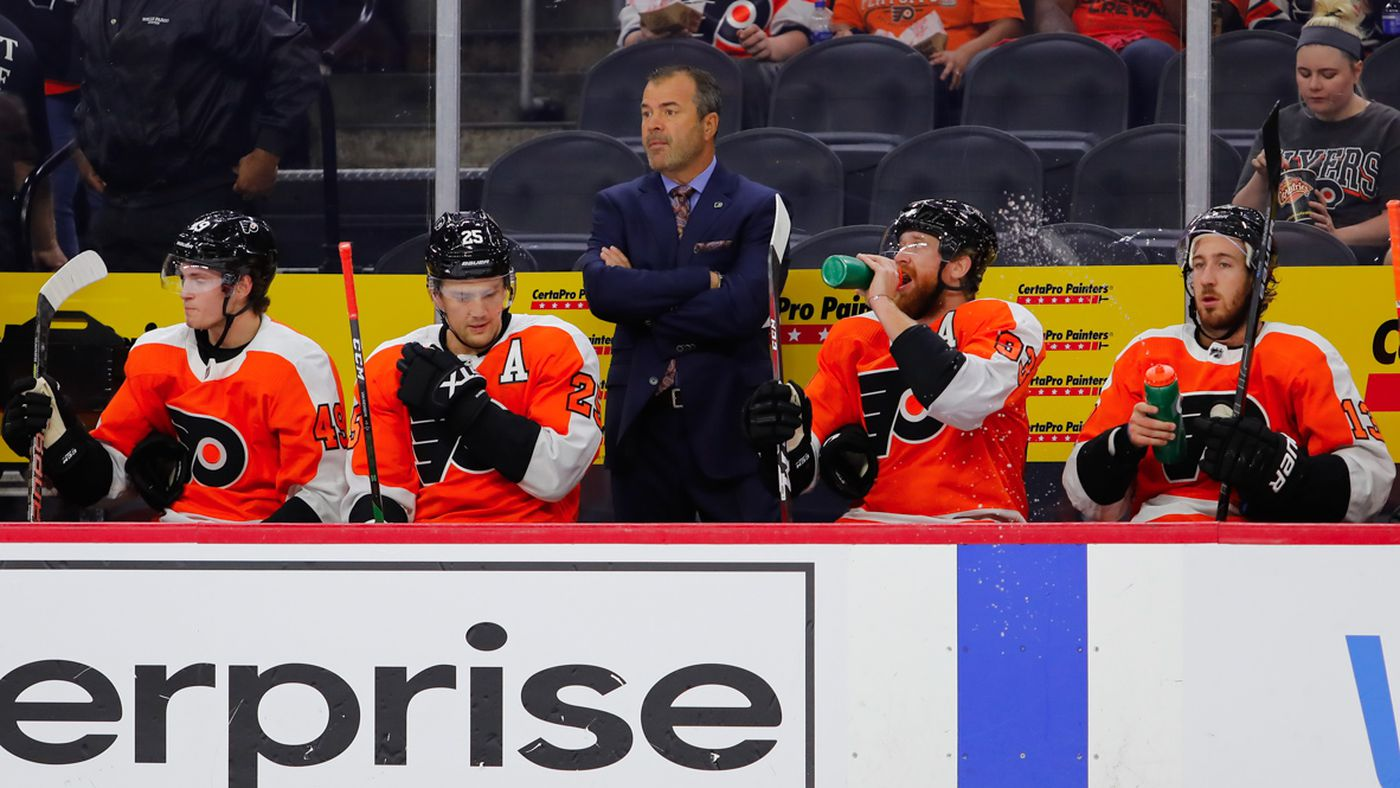 Slap Shots: Flyers vs Islanders
