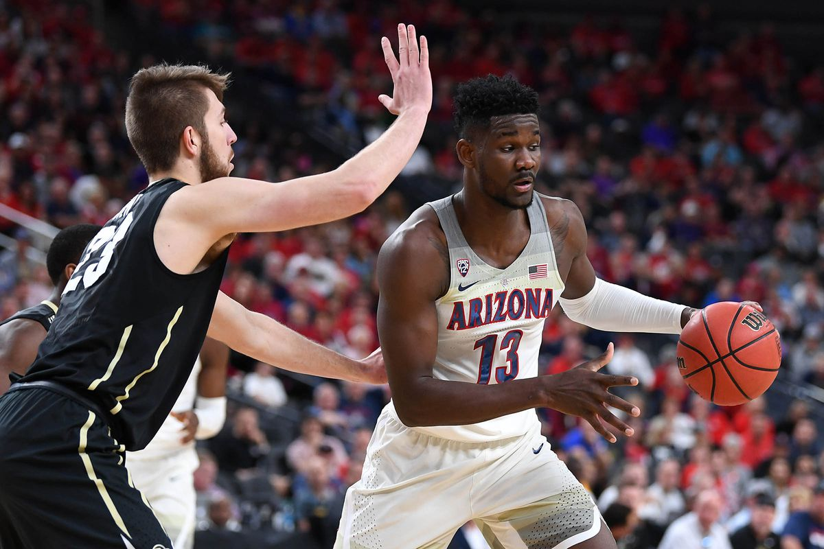 2017-18 Pacific Takes Pac-12 basketball awards and All-Pac-12 teams