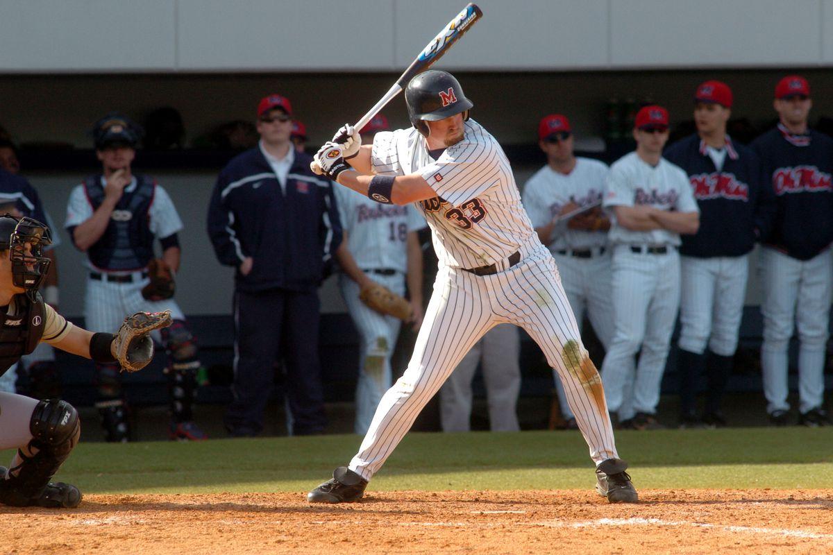 University Of Mississippi Rebels Baseball