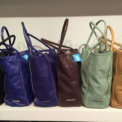 Reese shoulder bags, $250, originally $425