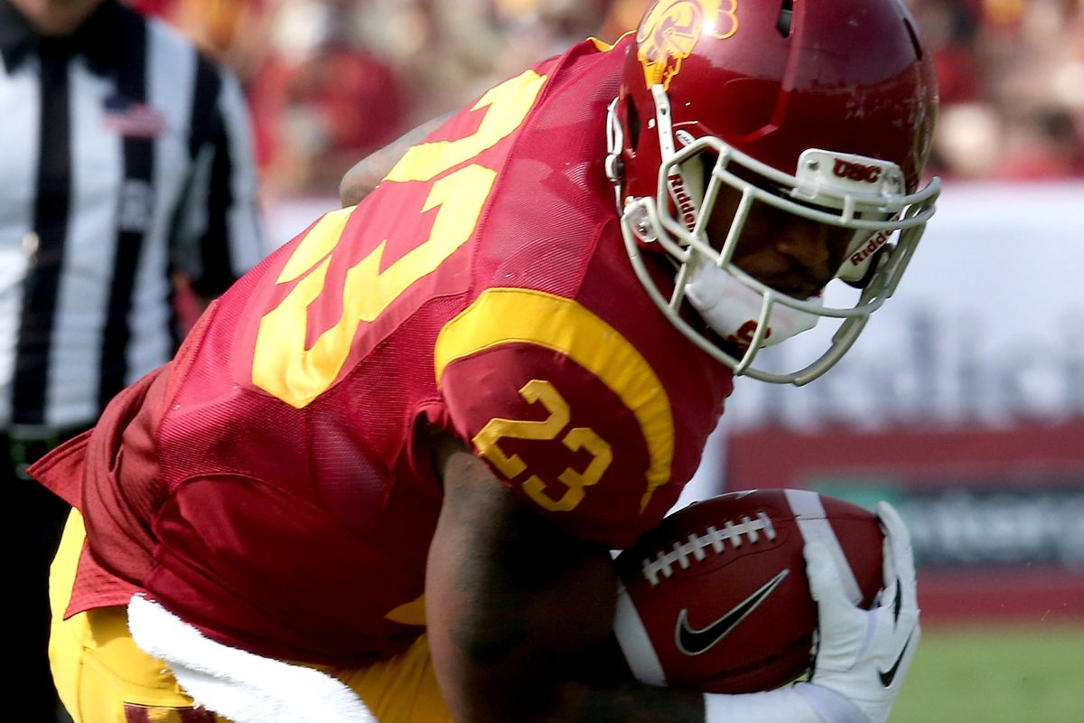 Tre Madden is a big piece in the Trojans 1-2 punch at tailback.