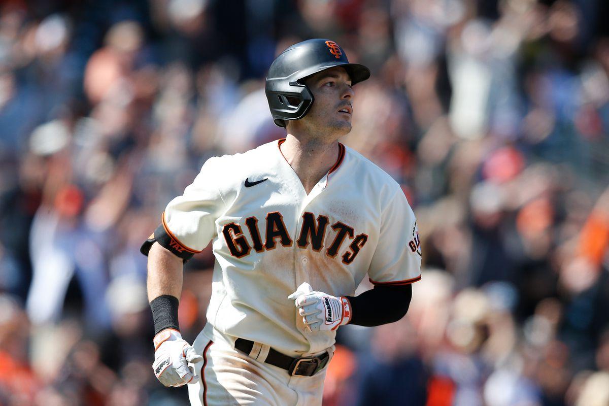 Houston Astros v San Francisco Giants