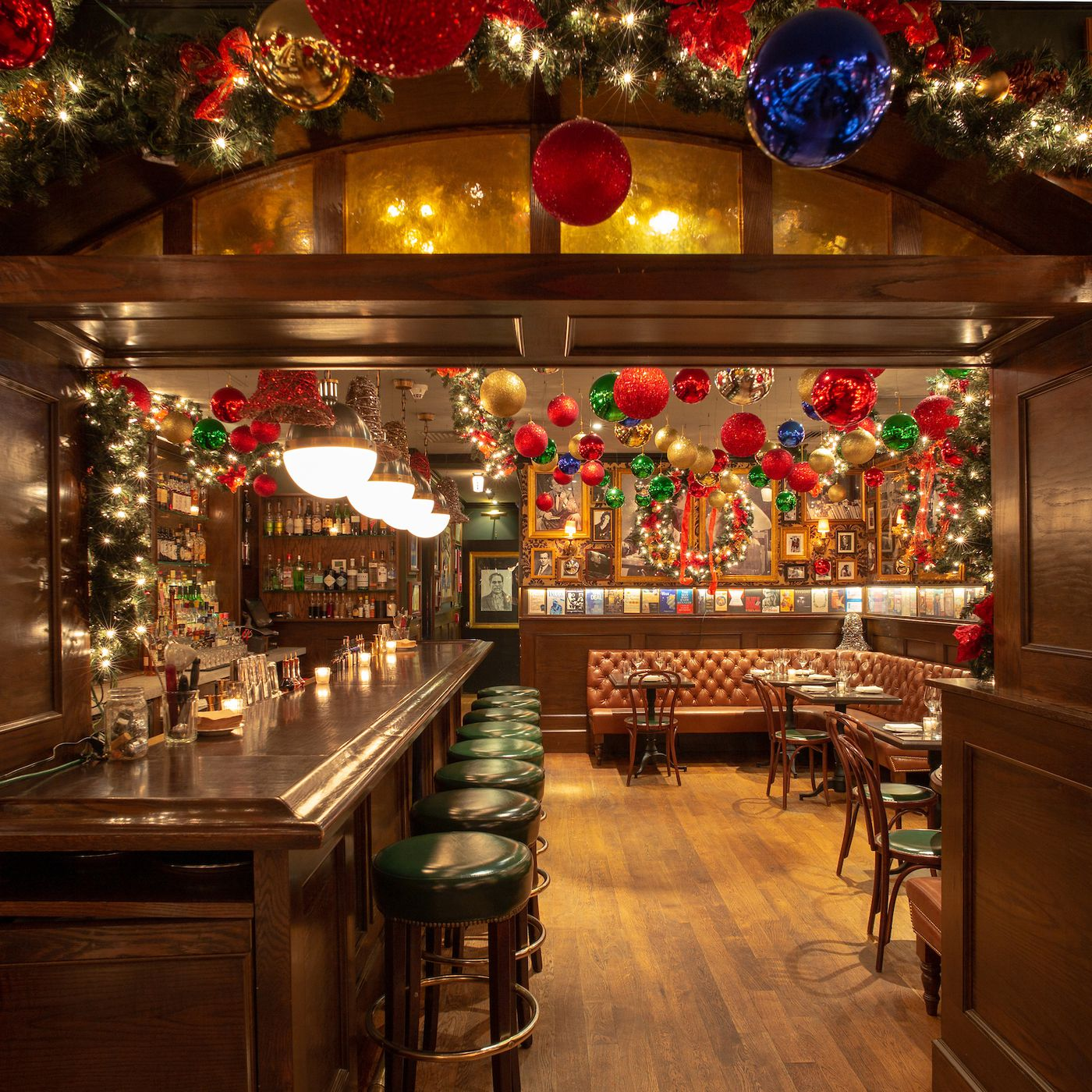23 Nyc Restaurants With Holiday