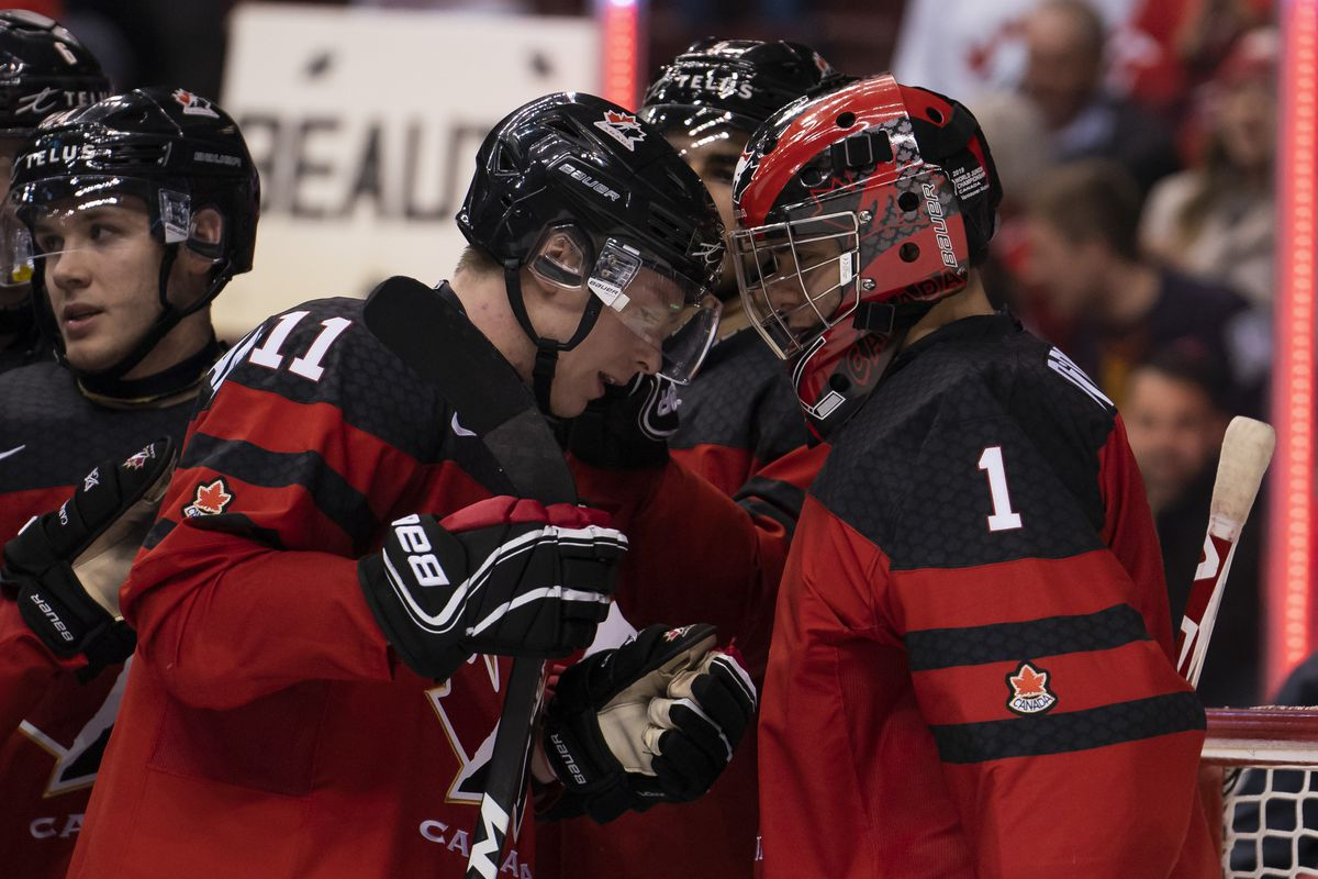 2019 World Juniors Game Thread Team Canada Vs Russia Nucks Misconduct